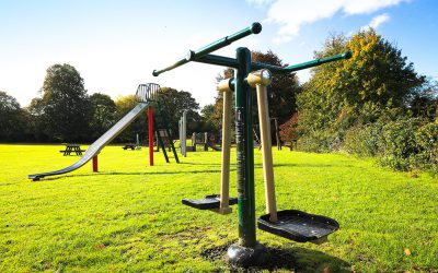 Learn to Use Your Outdoor Gym, Free this Friday!