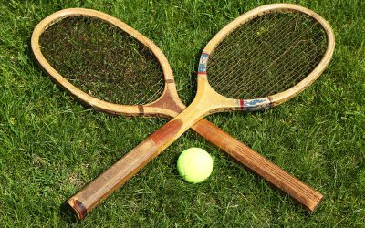 At Last – Anyone For Tennis?