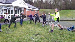 Nordic Walking @ The Coddenham Centre
