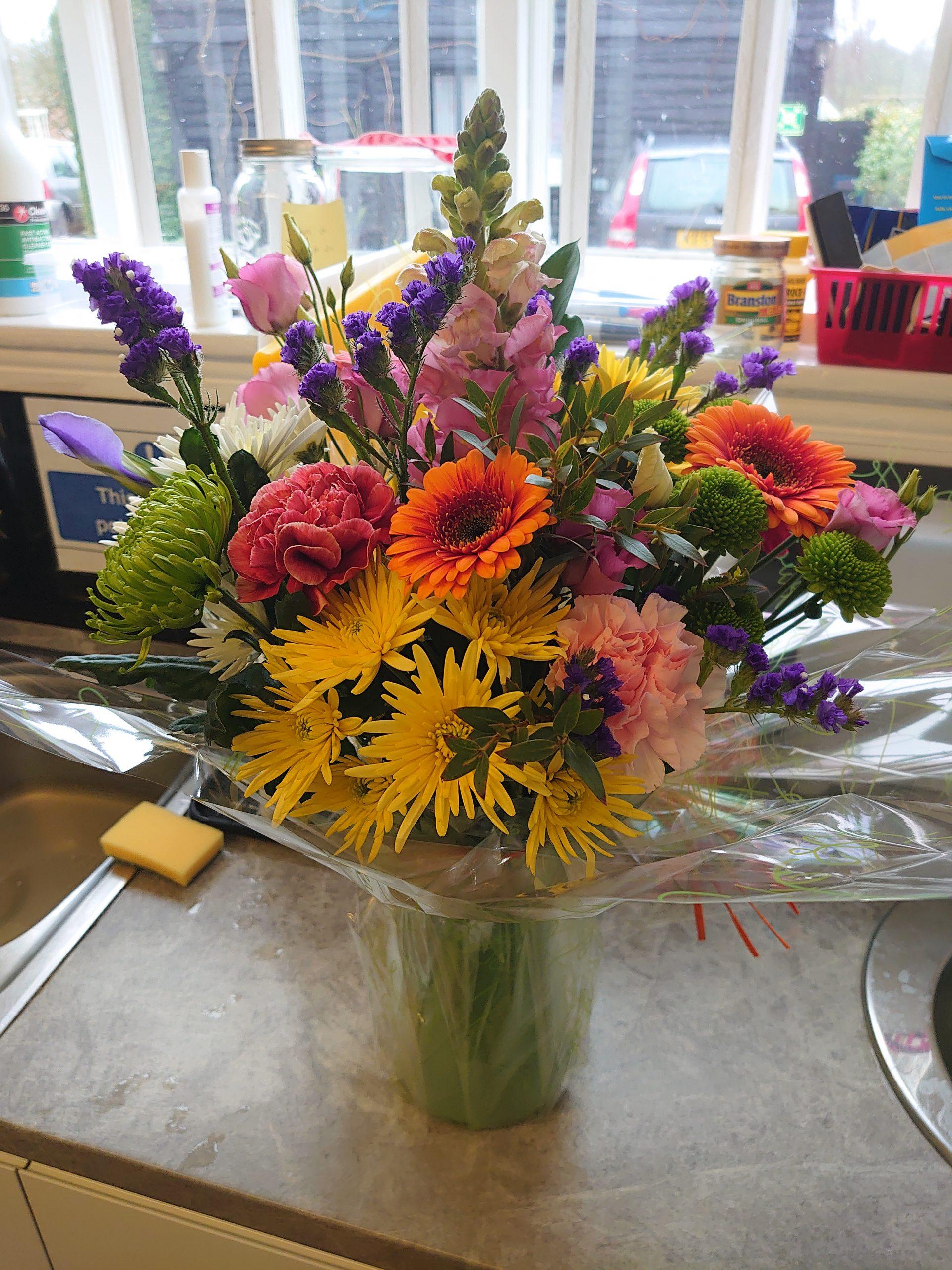 Judiths flowers