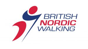 British Nordic Walking Logo in colour