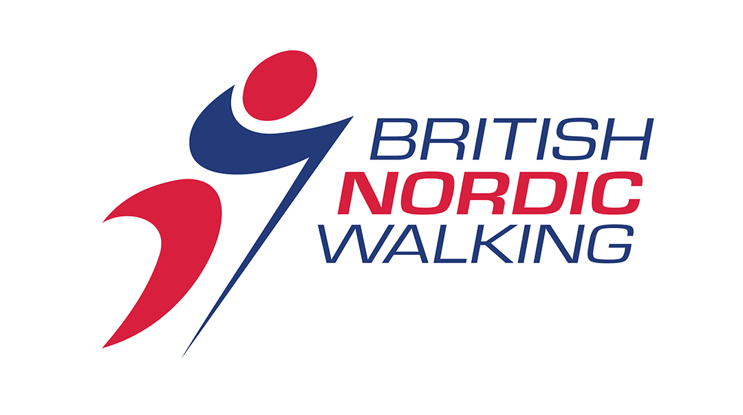 British Nordic Walking Logo in colour