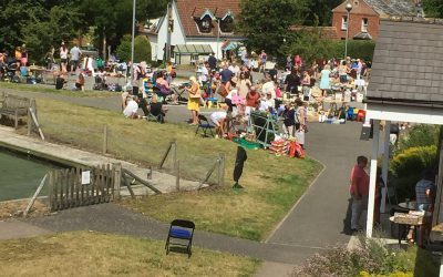 The Coddenham Centre Brings Community and Friends Together
