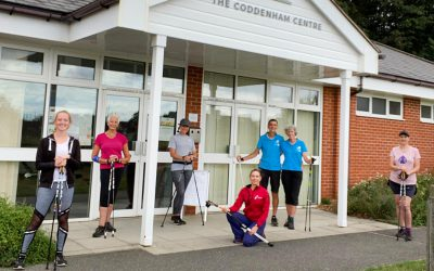 Welcome British Nordic Walking