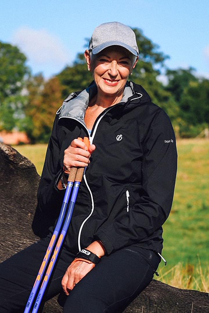 Jane MacPherson Nordic Walking Instructor