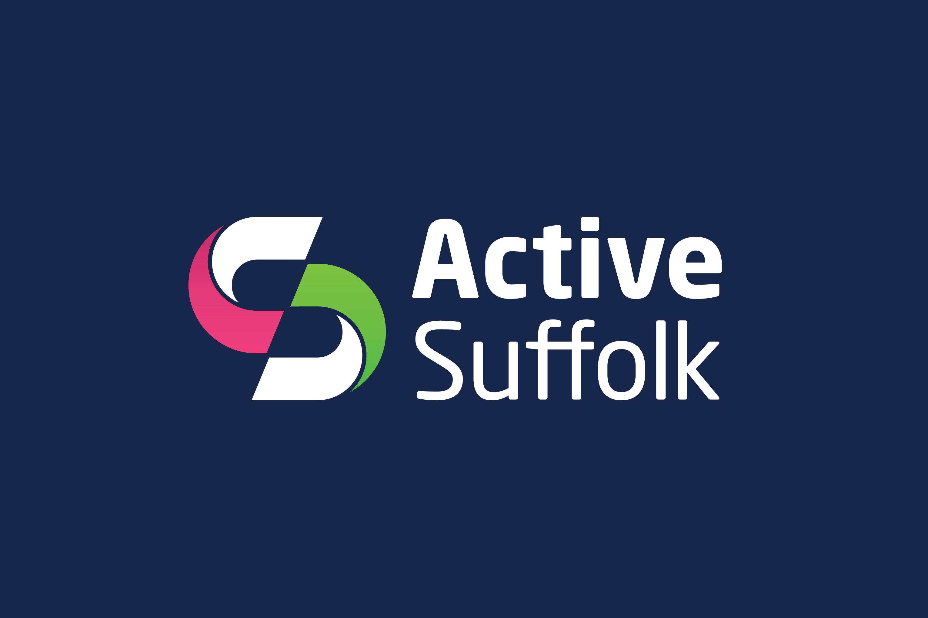 Active Suffolk logo
