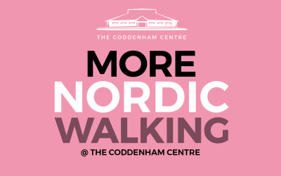 Change of Time – Free Nordic Walking Taster – This Saturday