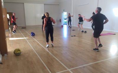 NEW – Circuit Training @The Coddenham Centre every Wednesday