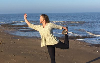 Some New Yoga at The Coddenham Centre