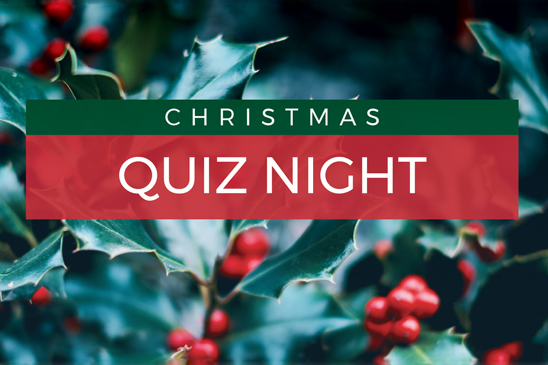 Christmas Quiz 2021